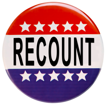 Image result for election recount