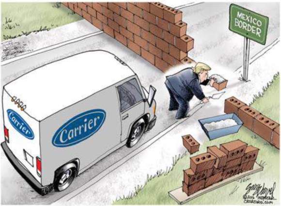 carrier-wall