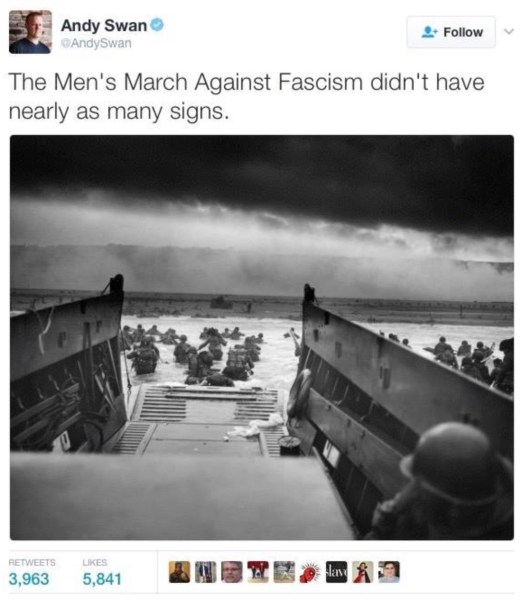 Mens March
