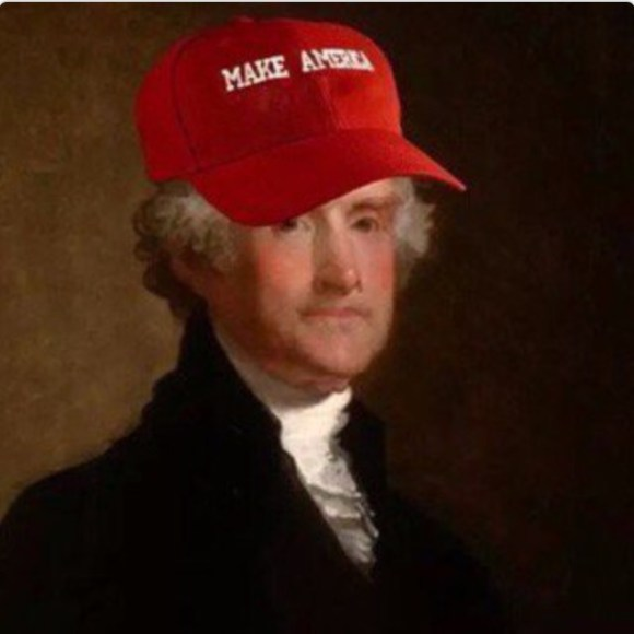 Jefferson Make America