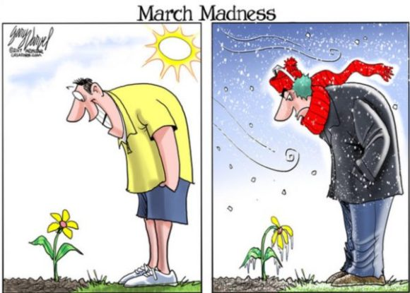 March Weather