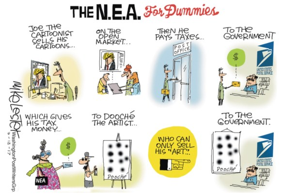 NEA for Dummies