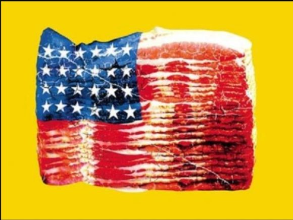 Bacon Flag
