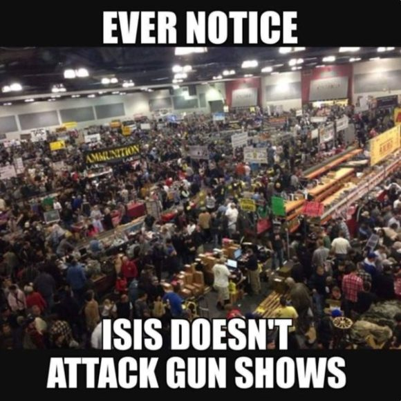 ISIS Gun Shows