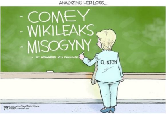 Clinton Excuses