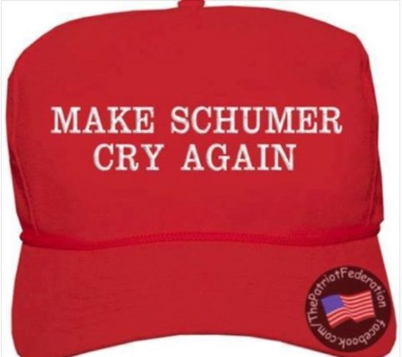 Make Schumer cry again