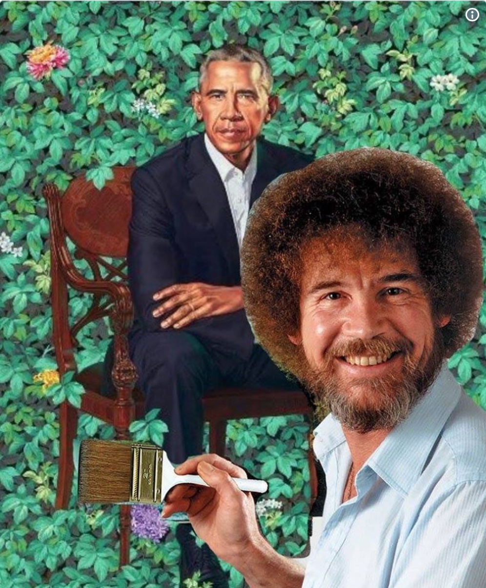 Image Result For The Weak In Portraits Obama Edition Power Line