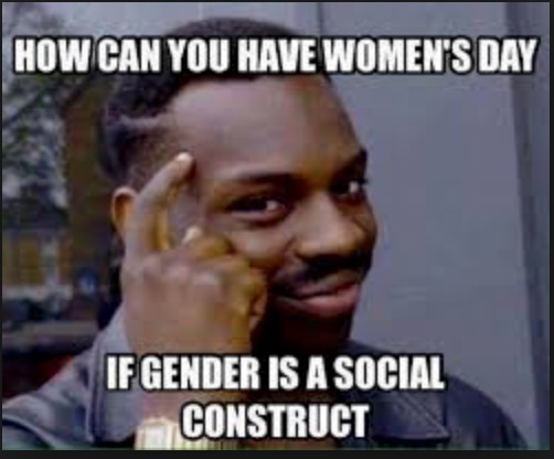 Women S Day Funny Meme : The week in pictures int l women s day edition power line