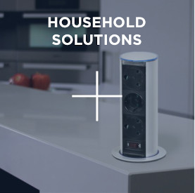 Household Solutions by Power Logic