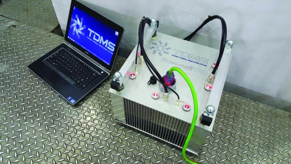 Fig 2_Turbine Dynamics Monitoring Sysystem