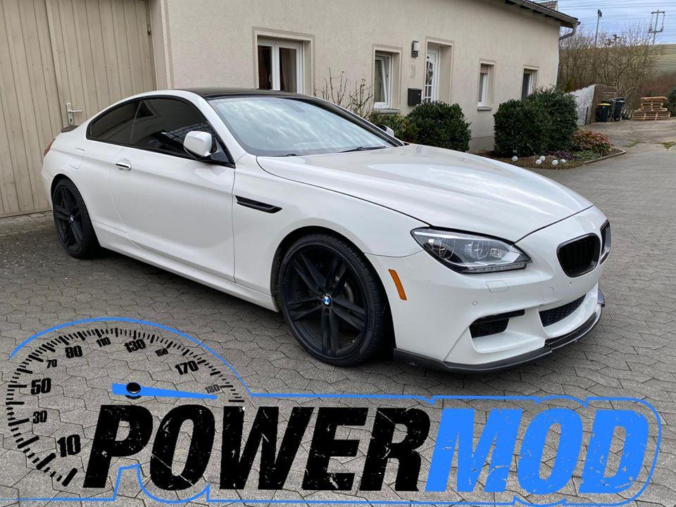 Leistungssteigerung für BMW