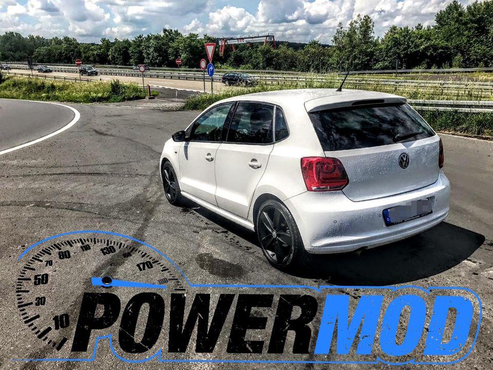 Leistungssteigerung Volkswagen Polo 1.6 TDI