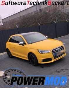 Leistungssteigerung Audi S1 A1