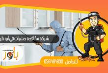 صورة شركة مكافحة حشرات في ابوظبي