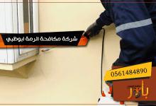 شركة مكافحة الرمه ابو ظبي