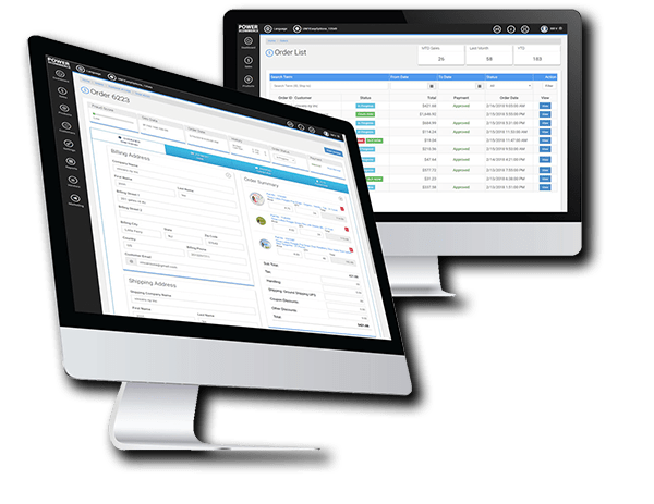 Order management system - Managed Print Services