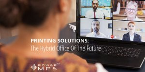 The Hybrid Office Of The Future