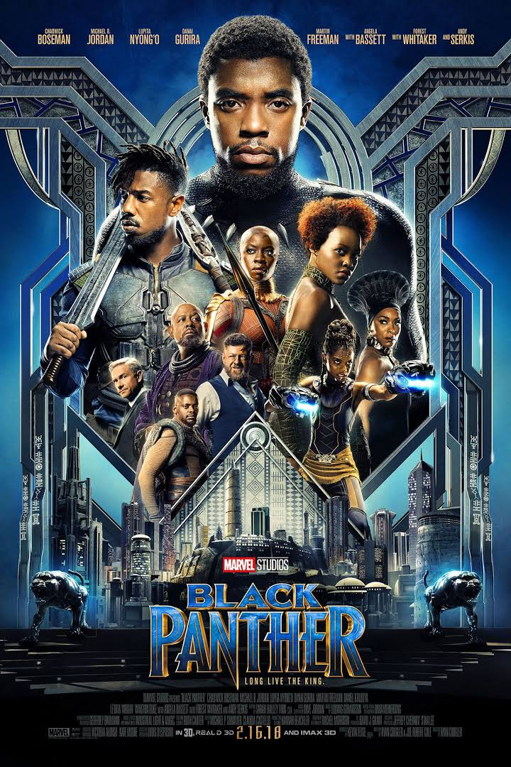 DOWNLOAD MOVIE: Black Panther - SCam HD Mp4 Mobile Movie