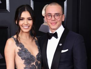 LOGIC & WIFE JESSICA ANDREA HAVE REPORTEDLY SPLIT