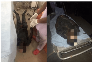 Drunk Man Dies After Mistakenly Drinking Insecticide At A Lagos Restaurant (Photos)