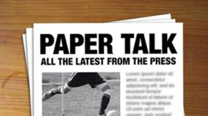 Football Papers: All The Latest Football News And Transfer Gossips This Morning