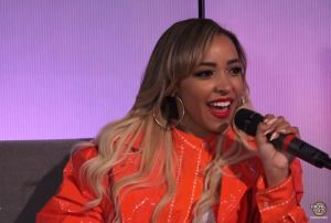 TINASHE TALKS DATING BEN SIMMONS, NEW ALBUM 'JOYRIDE' & MORE ON HOT 97