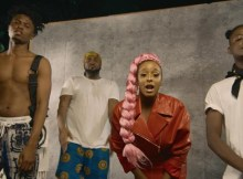 VIDEO: DJ Cuppy Ft. Kwesi Arthur, Shaydee, Ceeza Milli – Abena