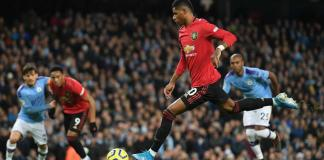 Video: Manchester City 1 – 2 Manchester United [Premier League] Highlights 2019/20