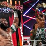 Nigerian Wrestler Wins WWE Title (Photo)