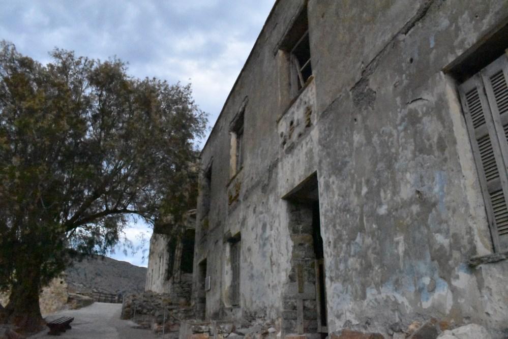 Eines der vielen Häuser der Leprakranken
