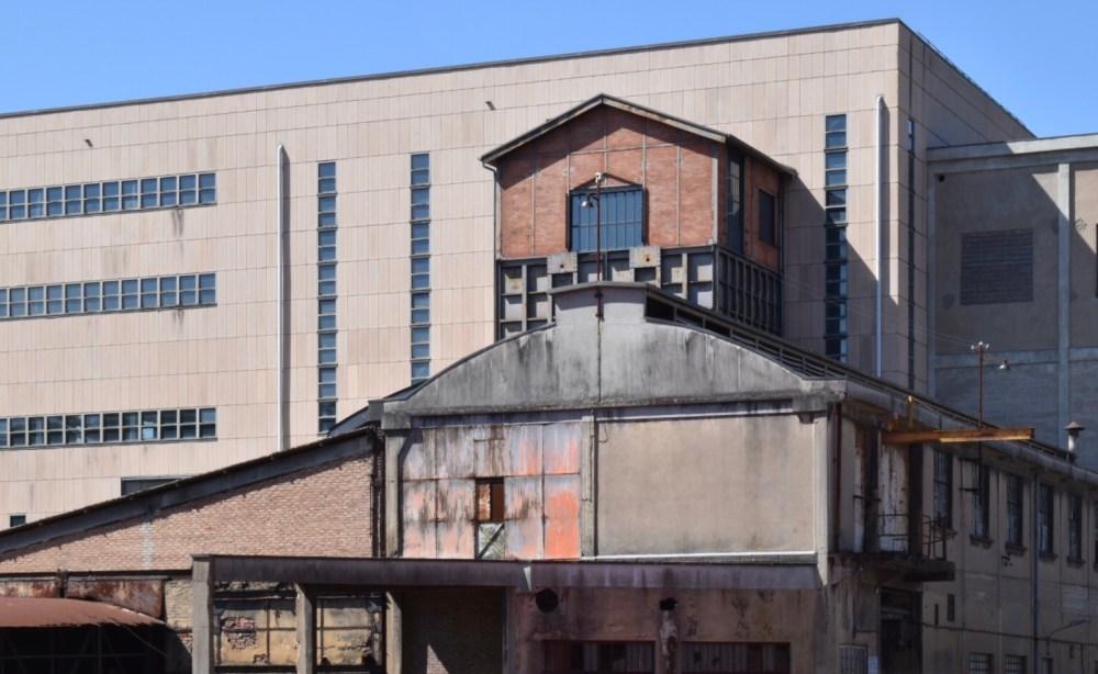 Verschiedene alte Gebäude