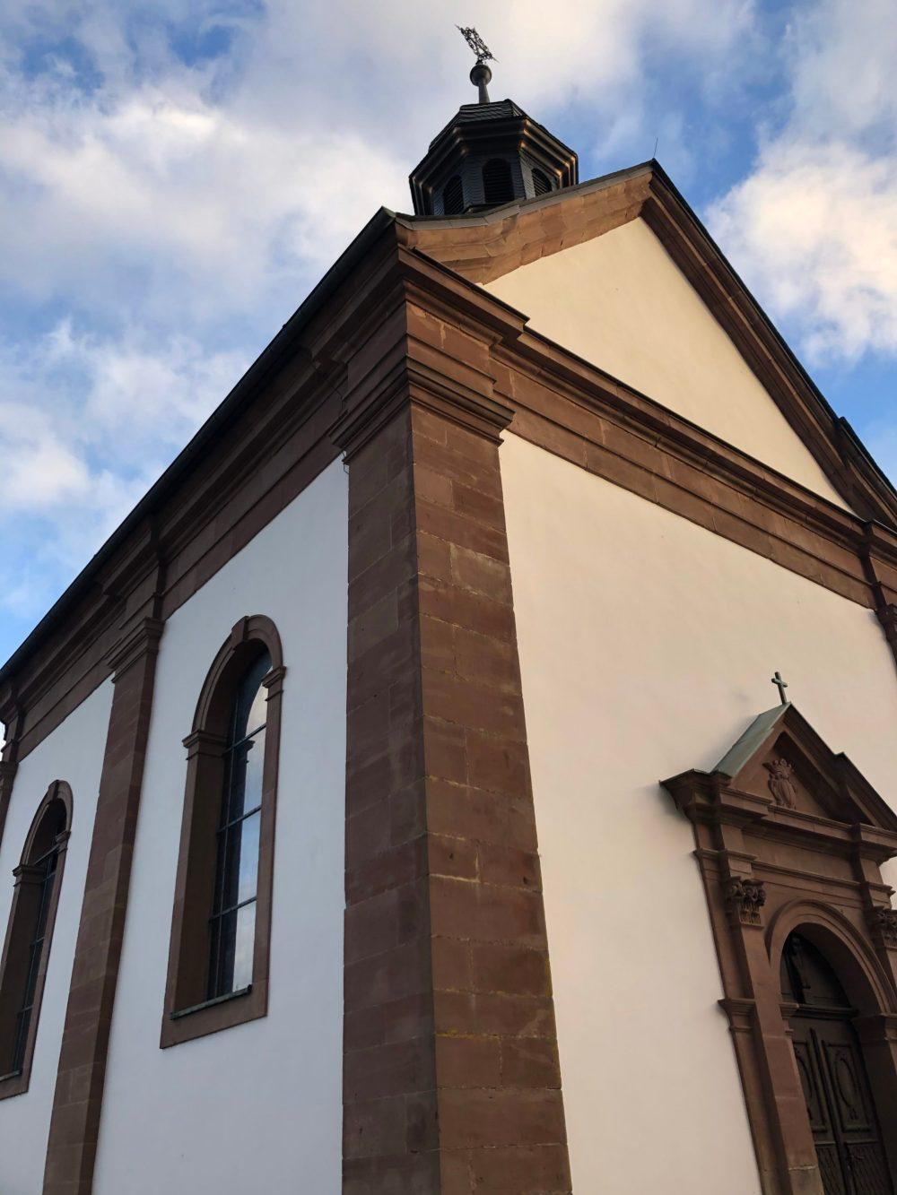 Heilig-Kreuz-Kapelle des Wallfahrtsklosters in Blieskastel