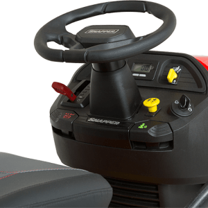 Snapper RPX310 Rear Collect Rideon Mower
