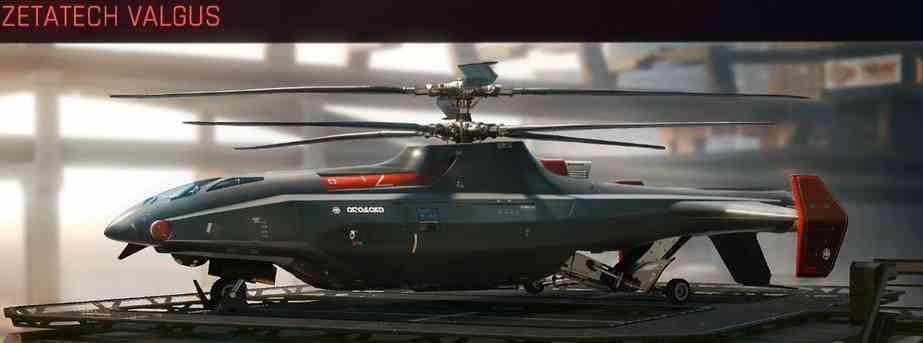 Cyberpunk 2077 Vehicle Guide cyberpunk 2077 zetatech valgus