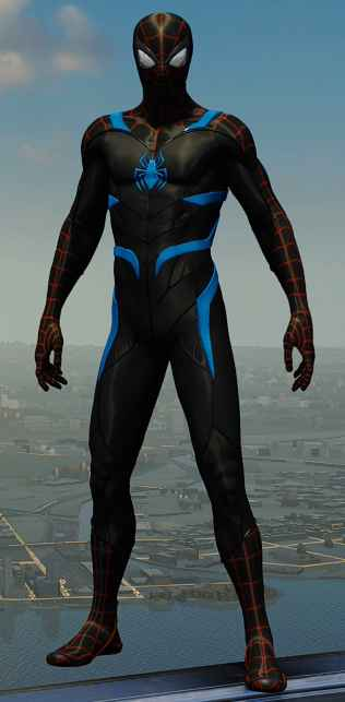 Marvel's Spider-Man (2018): All Suits, Outfits, Costumes