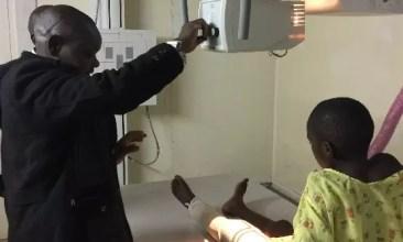 Tenwek Hospital Bomet Clinic - Kenya