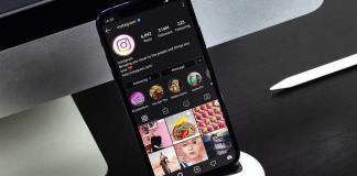 Instagram introduce el modo oscuro con su nueva actualización (Twitter / Twitter)