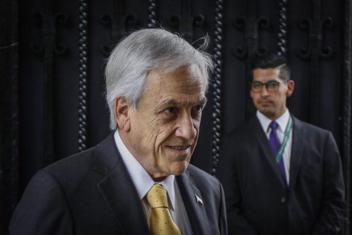 Presidente Sebastián Piñera / / agenciaUno.