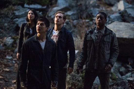 Power Rangers Movie Loses Every Teen Choice Award