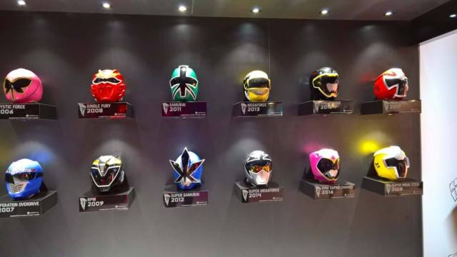 First Power Rangers' 25th Anniversary Details