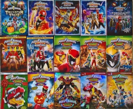 How Lionsgate's DVDs Led To The Power Rangers Movie