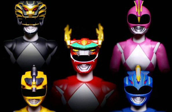 What If The Mighty Morphin Rangers Didn't Use Dino's?
