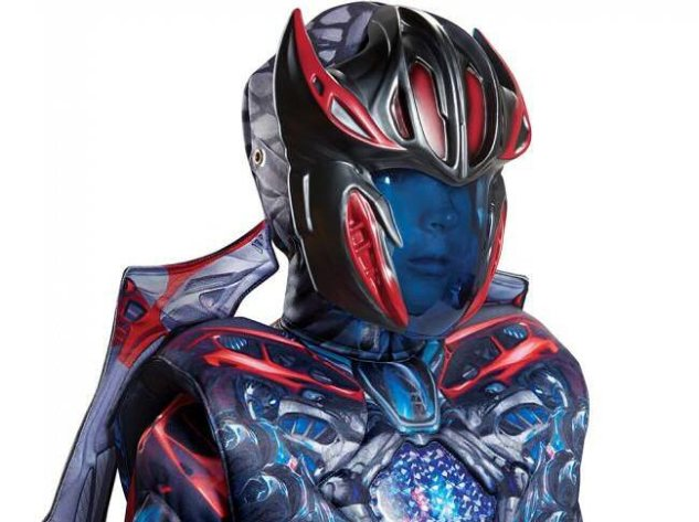 Power Rangers Movie Costumes Released