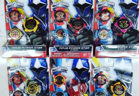 Wave 3 Power Star Packs Released