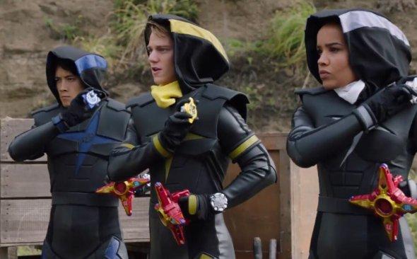 Ninja Steel Episode 9 Info