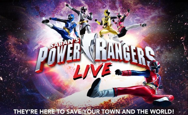 Power Rangers Live Postponed