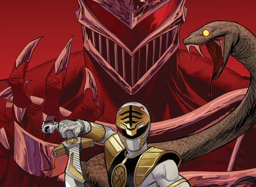Mighty Morphin Power Rangers Issue #24 Details