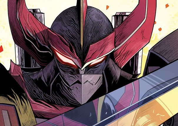 Go Go Power Rangers Issue #8 Details