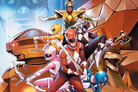 Power Rangers: Shattered Grid Tie-In Announced