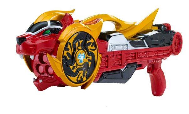 New Super Ninja Steel Toys Revealed